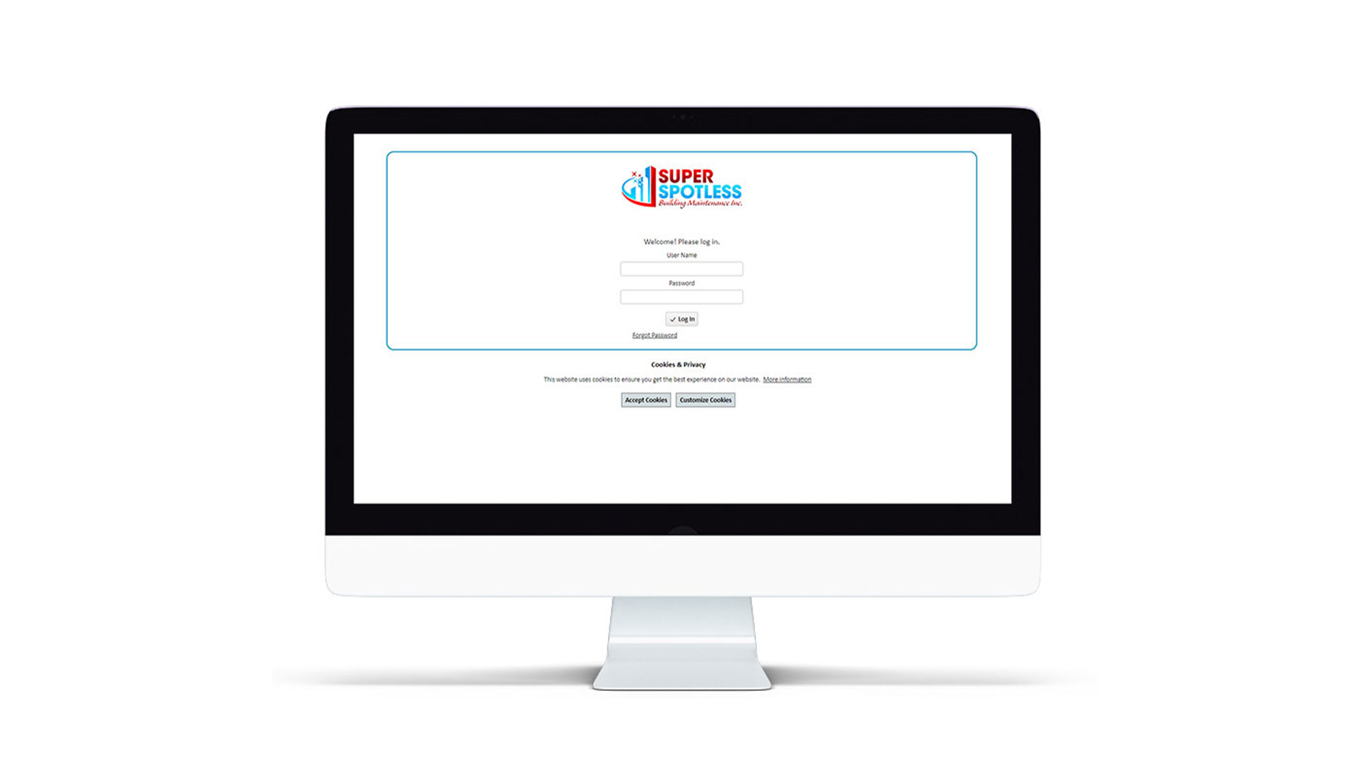 commercial cleaning kelowna penticton vernon kamloops client portal
